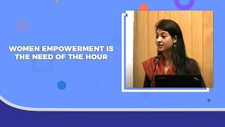 Women empowerment is the need of the