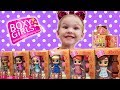 Opening Boxy Girls Toys! Surprise Trinity Doll Unboxing!!!