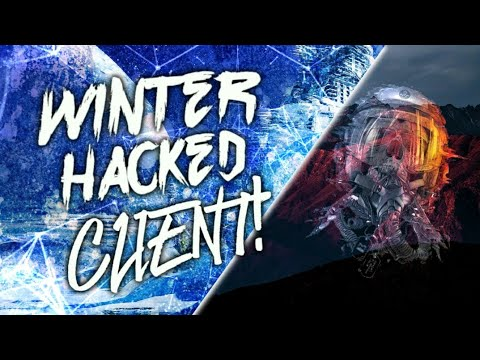 MCPE 1.2.0 WINTER HACKED CLIENT REVIEW 2017