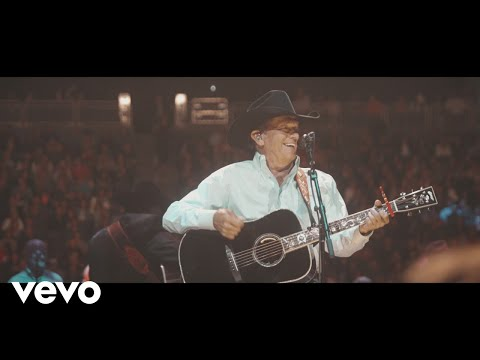 George Strait - Every Little Honky Tonk Bar (Official Music Video)