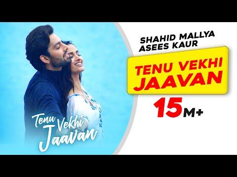 Tenu Vekhi Javaan Song | Himansh Kohli, Shivani Jadhav | Shahid Mallya | Latest Songs