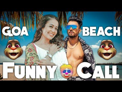GOA BEACH – Funny Call | Tony Kakkar & Neha Kakkar | New Billu Comedy | By Taking Tom Masti