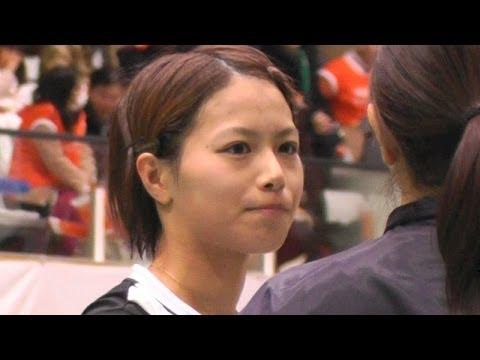 Badminton 福島,廣田(ルネサス) vs... Badminton 福島,廣田(ルネサス