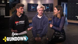 The Rundown: How Well Do Jack & Jack Know Each Other? | E! News MP3