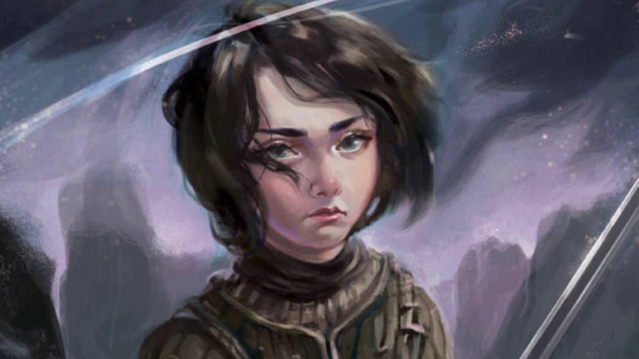 Narration] Mercy (Arya) - The Winds of Winter Sample Chapter - YouTube