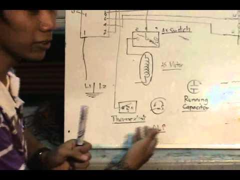 Wiring Diagram Of Window Type Air Conditioner Xenapp Citrix Farm Joriksgreg27 #6 Schematic - Youtube