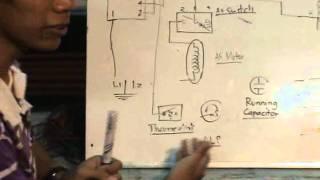 joriksgreg27 #6 Window Type Air conditioner Schematic Diagram