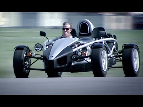 Ariel Atom: Insane Speed Machine (HQ) | Top Gear | Series 5 | BBC