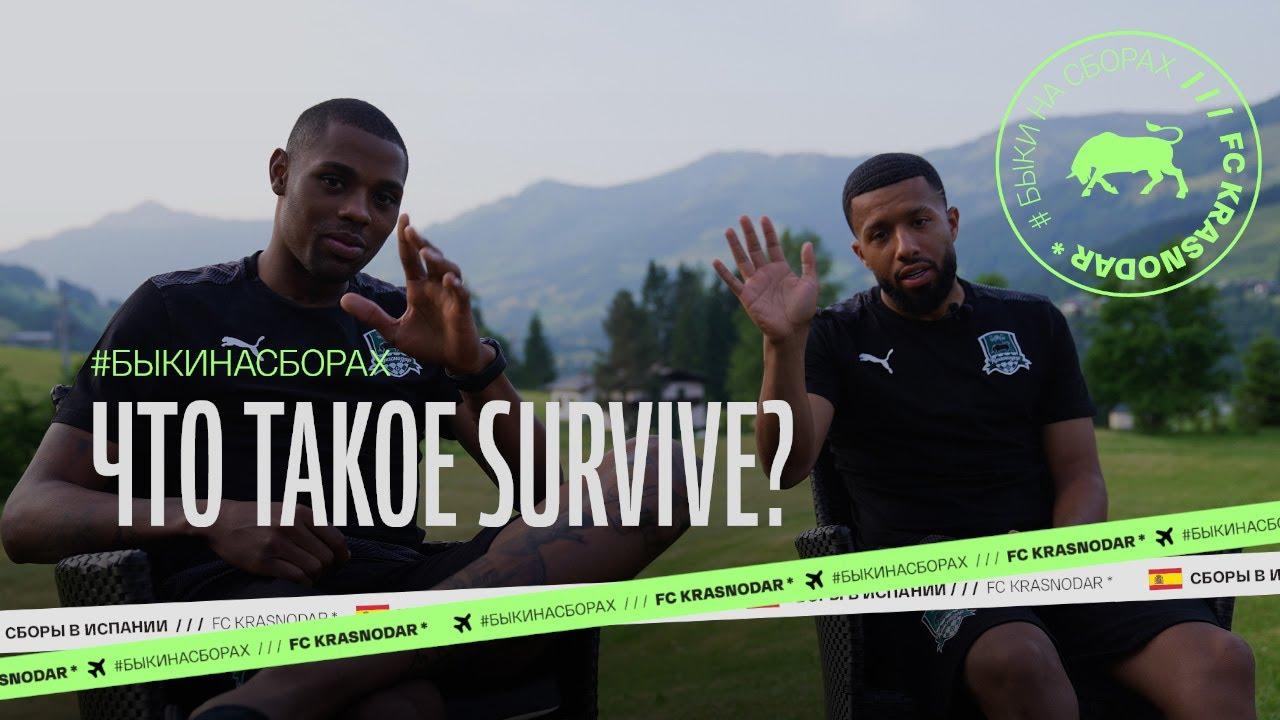 Что такое survive?