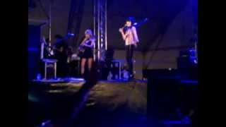 Dover - Loli jackson Live (Feria de Alcobendas 13/05/2012)