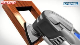 Dremel Multi-Max MM20 i MM40 to narzędzie wyposażone w silnik o duż...
