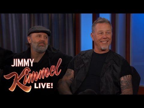"""How Metallica Created Their Iconic Logo"""