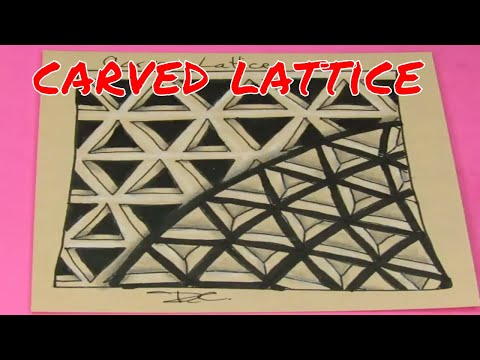 Carved Lattice