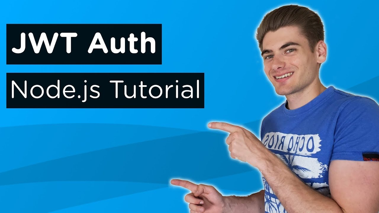 JWT Authentication Tutorial - Node.js
