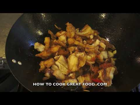 Easy Thai Fish Curry Recipe - Thai Fish Curry - Thai Food - How To Make Thai Curry -