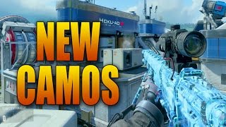 New Camos in Advanced Warfare! XRay is AWESOME! (Call of Duty AW Disco, Aces, and Jackpot)