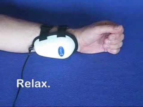 Carpal tunnel caused by vibration