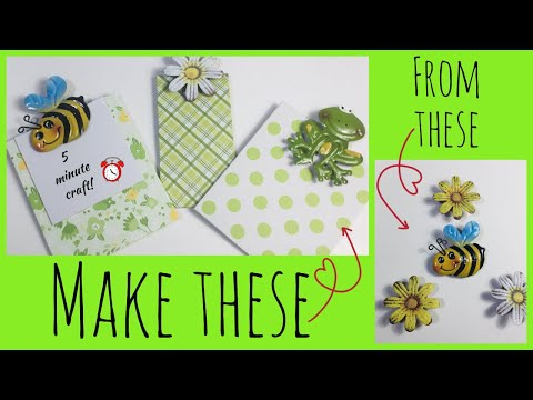 diy-cute-mini-clipboards.-easy-to-make!-with-custom-diy-clips.-5-minute-craft-fair-craft!!