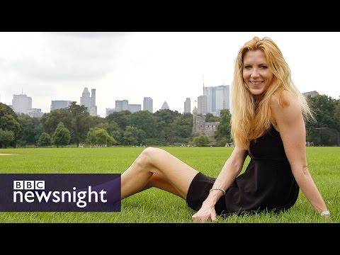 Paxman v Ann Coulter - Newsnight Archives (2006)