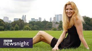Paxman v Ann Coulter - Newsnight Archives (2006)