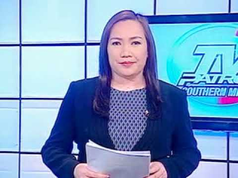 TV Patrol Southern Mindanao - Oct 16, 2017