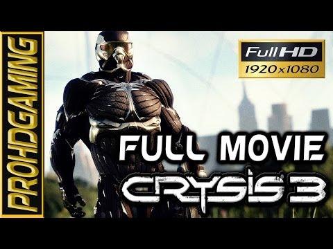 Crysis 3 - Full Movie - Gameplay Walkthrough [Full HD]