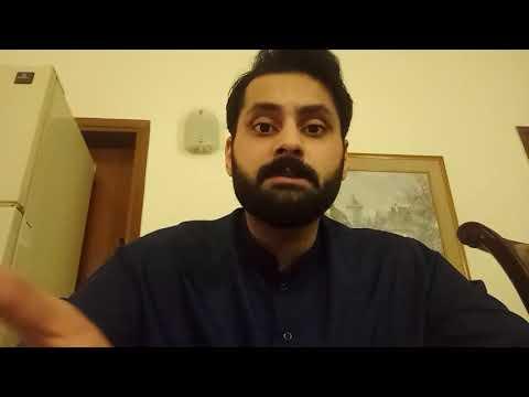 Jibran Nasir on Captain Safdar's speech about Ahmadi in National Assembly