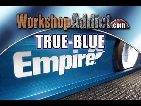 Empire True-Blue E55 I-Beam Level Review