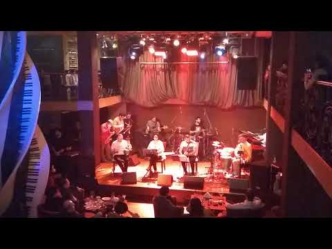 Armenian Navy Band & Arto Tuncboyaciyan Performing Live At Mezzo Club In Yerevan, Armenia