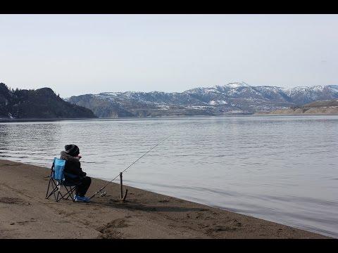 LAKE ROOSEVELT - A DAY AT THE LAKE