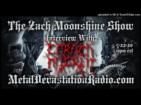 Carach Angren - Interview 2020 - The Zach Moonshine Show