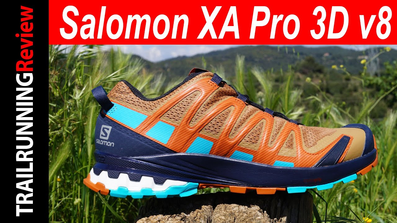 salomon xa pro 3d gtx test zapatillas