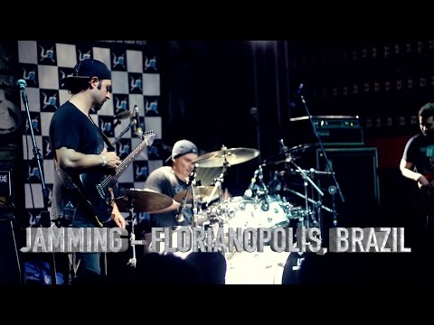 Just Jamming - Concert/Clinic - Florianopolis, Brazil