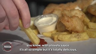 Fish 'n' chip tips with Kiwi top chef   nzherald.co.nz