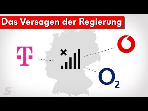 Warum das mobile Internet in Deutschland so schlecht ist