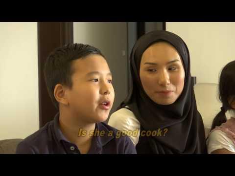 DONNA (Episode 7): Siu Lim   Muslim Revert