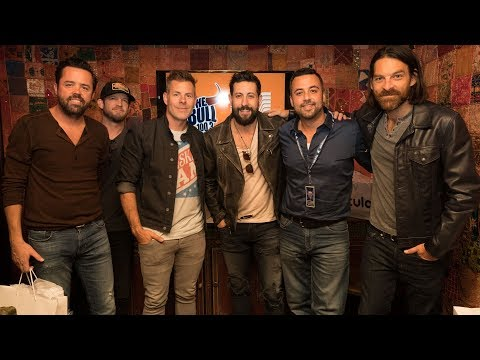 Old Dominion Ten Man Jam Interview Backstage