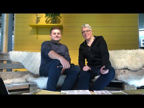 Björn Oliviusson om hur det går att odla tropiska frukter i Sverige i kupolväxthus