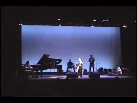 朝崎郁恵 ikue Asazaki 「嘉徳なべ加那節」''kadokunabekana'' Live 1996