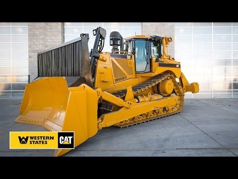 D8T Dozer Certified Rebuild By Western States CAT