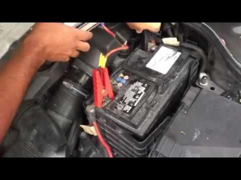 68800MAH car jump starter dont work