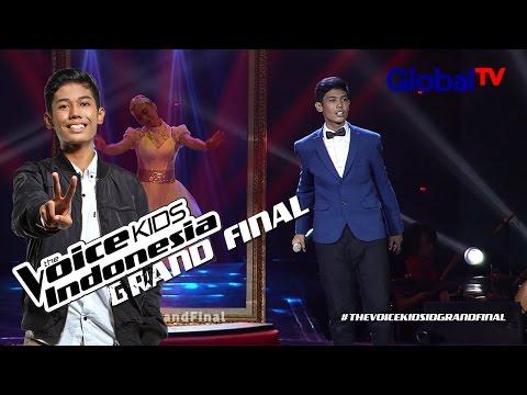 "Nuca ""Seperti Yang Kau Minta"" | Grand Final | The Voice Kids Indonesia GlobalTV 2016"