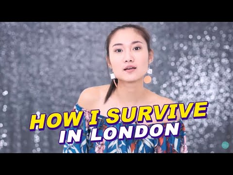 HOW I SURVIVE IN LONDON