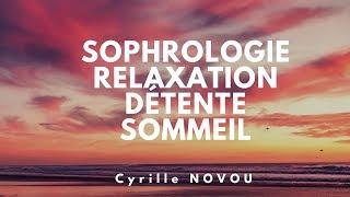 Sophrologie - séance de relaxation pour se détendre ou s'endormir