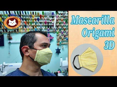 Cómo hacer una Mascarilla [Tutorial]из YouTube · Длительность: 22 мин35 с