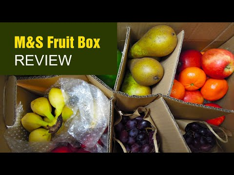 M&S Fresh Fruit Basket: home delivery review, what's inside, will your box actually arrive etc.