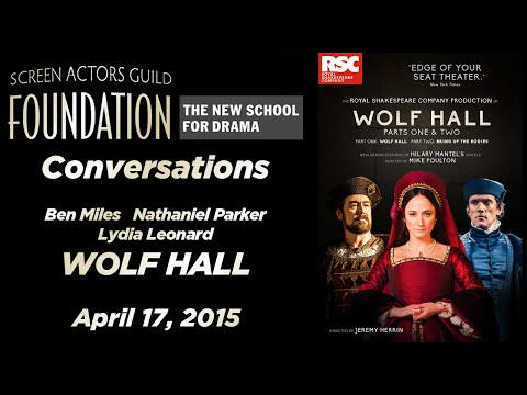 Conversations with the Cast of WOLF HALL