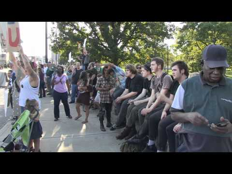 Occupy Wall Street movement spreads to Nashville