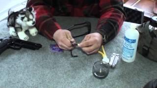 Replacing Slingshot Bands