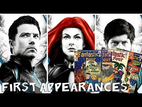 FWF First Appearances: ABC's Marvel's The Inhumans